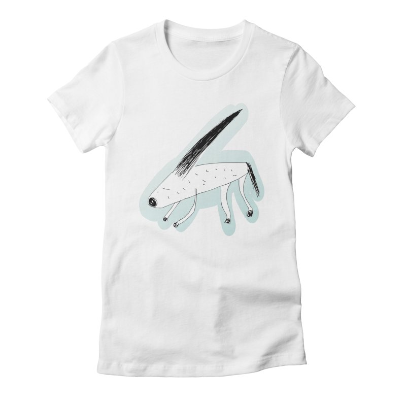 meonk Women's Fitted T-Shirt by Errithethird