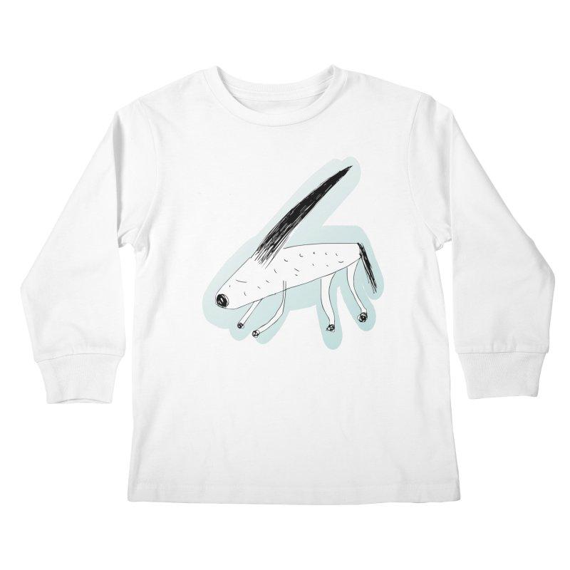 meonk Kids Longsleeve T-Shirt by Errithethird