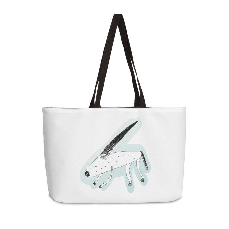 meonk Accessories Weekender Bag Bag by errithethird