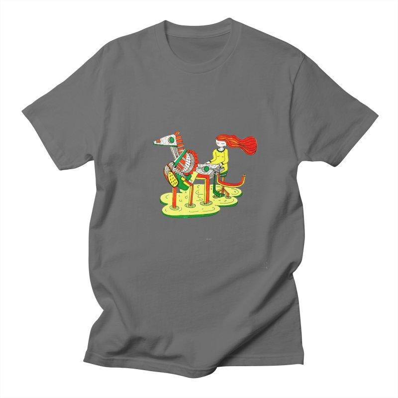 Pianoku Kudaku Women's Regular Unisex T-Shirt by errithethird