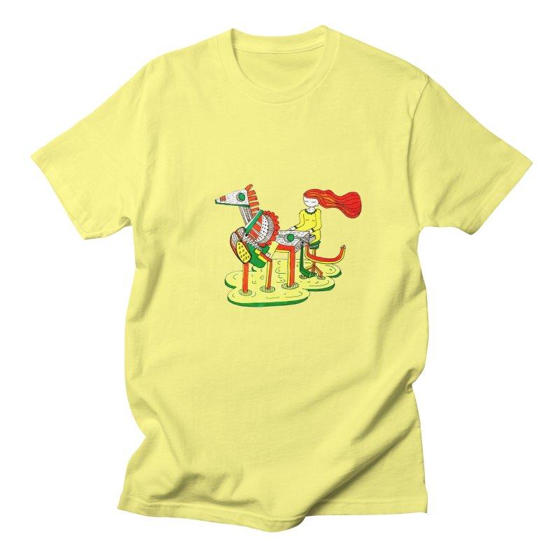Pianoku Kudaku Men's Regular T-Shirt by errithethird