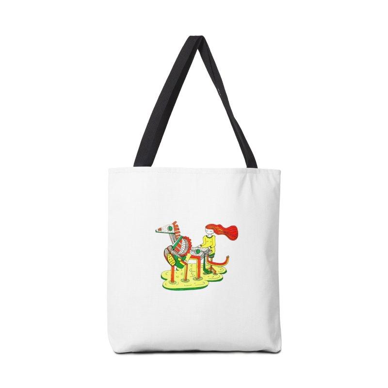 Pianoku Kudaku Accessories Tote Bag Bag by errithethird