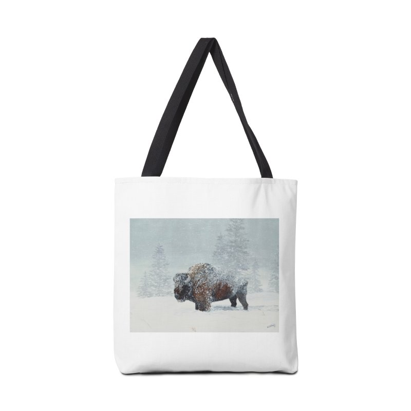 Harsh Reality Accessories Bag by Etch's Sketches