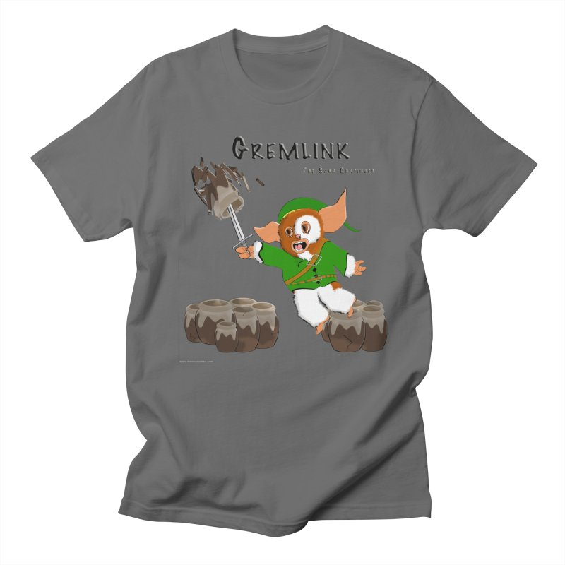 Gremlink: The Saga Continues Women's T-Shirt by Every Drop's An Idea's Artist Shop