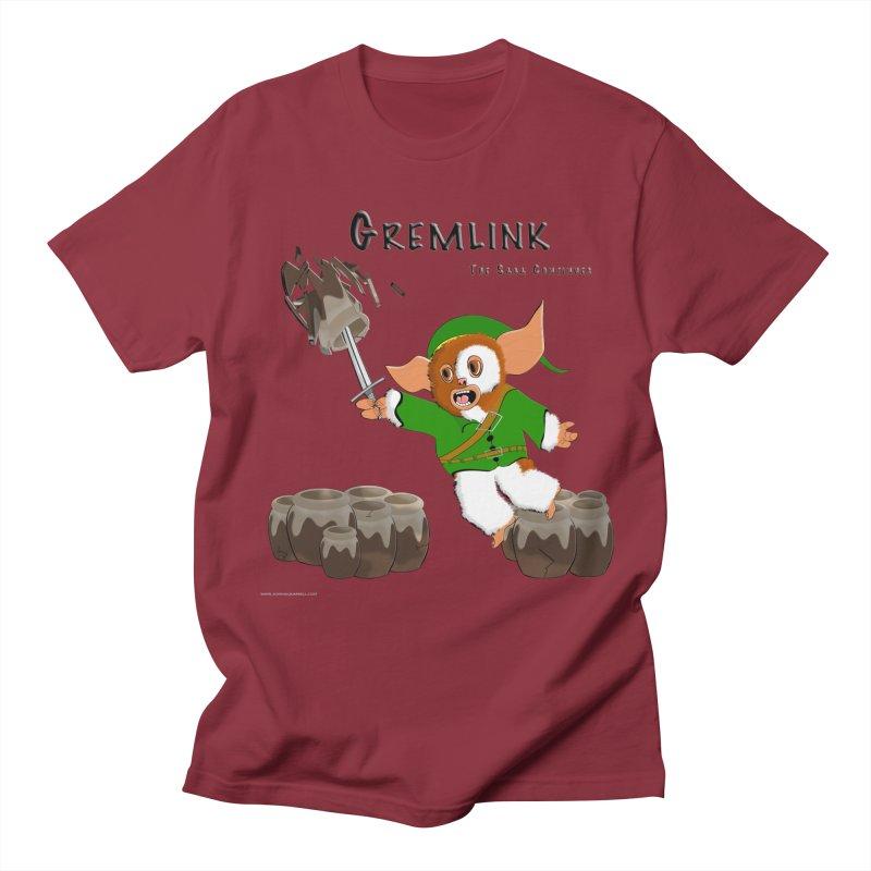 Gremlink: The Saga Continues Women's Regular Unisex T-Shirt by Every Drop's An Idea's Artist Shop