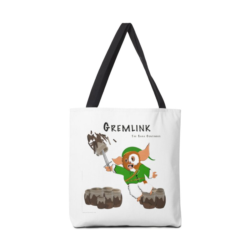 Gremlink: The Saga Continues Accessories Bag by Every Drop's An Idea's Artist Shop