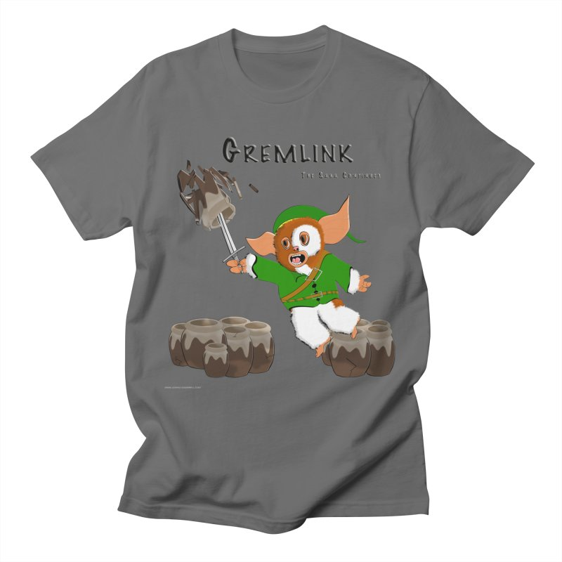 Gremlink: The Saga Continues All Genders T-Shirt by Every Drop's An Idea's Artist Shop