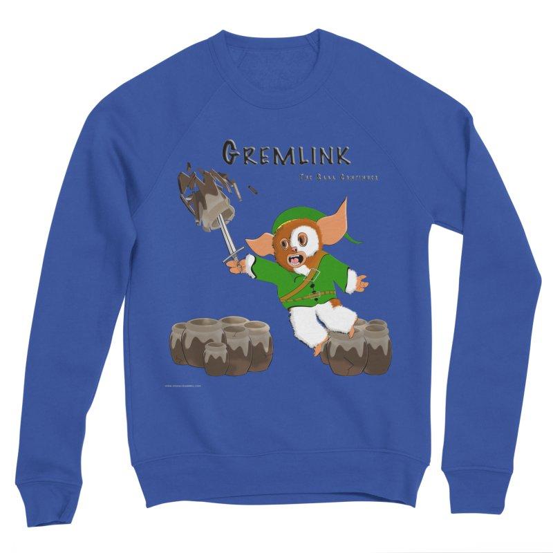 Gremlink: The Saga Continues Men's Sweatshirt by Every Drop's An Idea's Artist Shop