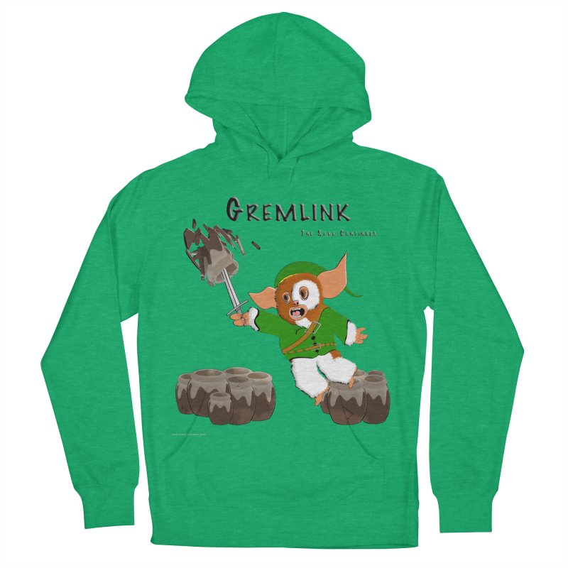 Gremlink: The Saga Continues Men's Pullover Hoody by Every Drop's An Idea's Artist Shop
