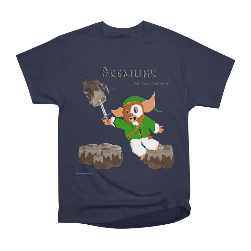 Gremlink: The Saga Continues Men's T-Shirt by Every Drop's An Idea's Artist Shop