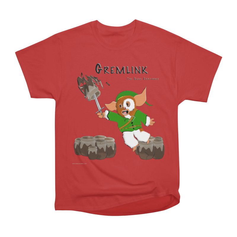 Gremlink: The Saga Continues Men's T-Shirt by Every Drop's An Idea's Artist Shop