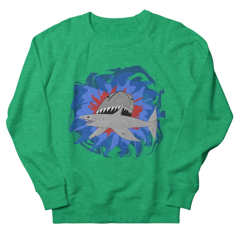Shark Weak Women's Sweatshirt by Every Drop's An Idea's Artist Shop