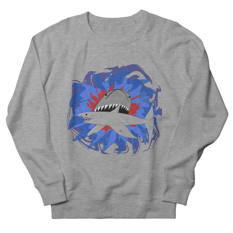 Shark Weak Women's French Terry Sweatshirt by Every Drop's An Idea's Artist Shop