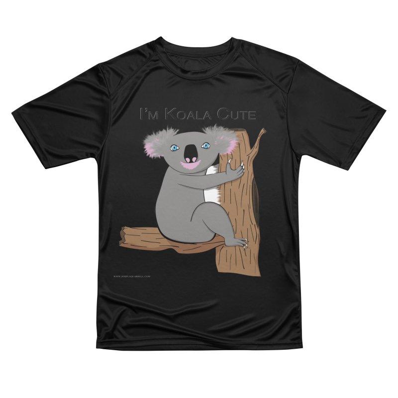I'm Koala Cute Women's Performance Unisex T-Shirt by Every Drop's An Idea's Artist Shop