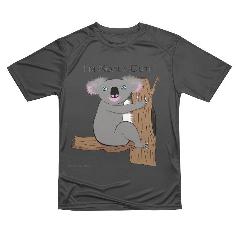 I'm Koala Cute Men's Performance T-Shirt by Every Drop's An Idea's Artist Shop