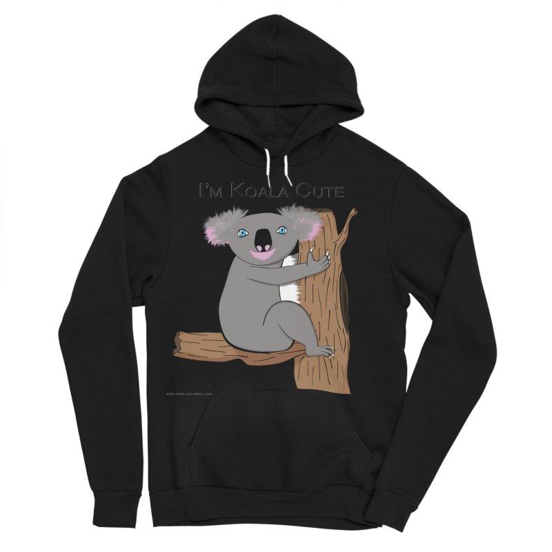 I'm Koala Cute Men's Sponge Fleece Pullover Hoody by Every Drop's An Idea's Artist Shop