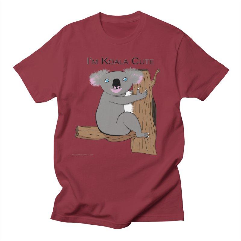 I'm Koala Cute Men's Regular T-Shirt by Every Drop's An Idea's Artist Shop