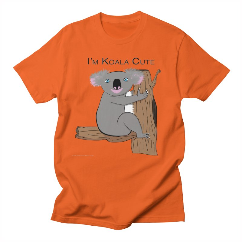 I'm Koala Cute Men's T-Shirt by Every Drop's An Idea's Artist Shop