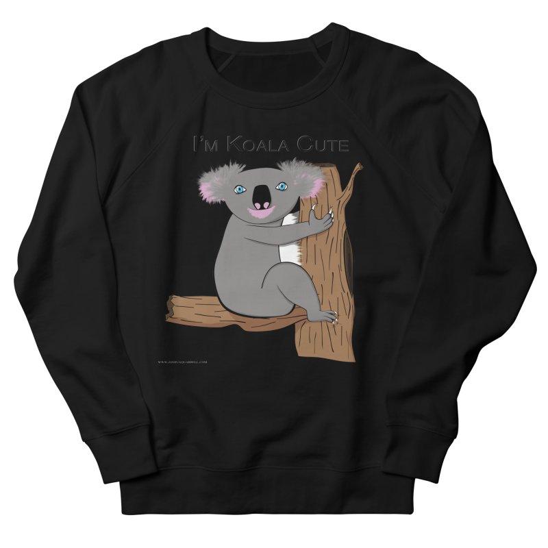 I'm Koala Cute Men's French Terry Sweatshirt by Every Drop's An Idea's Artist Shop