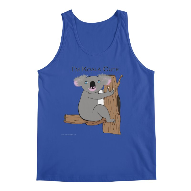 I'm Koala Cute Men's Regular Tank by Every Drop's An Idea's Artist Shop