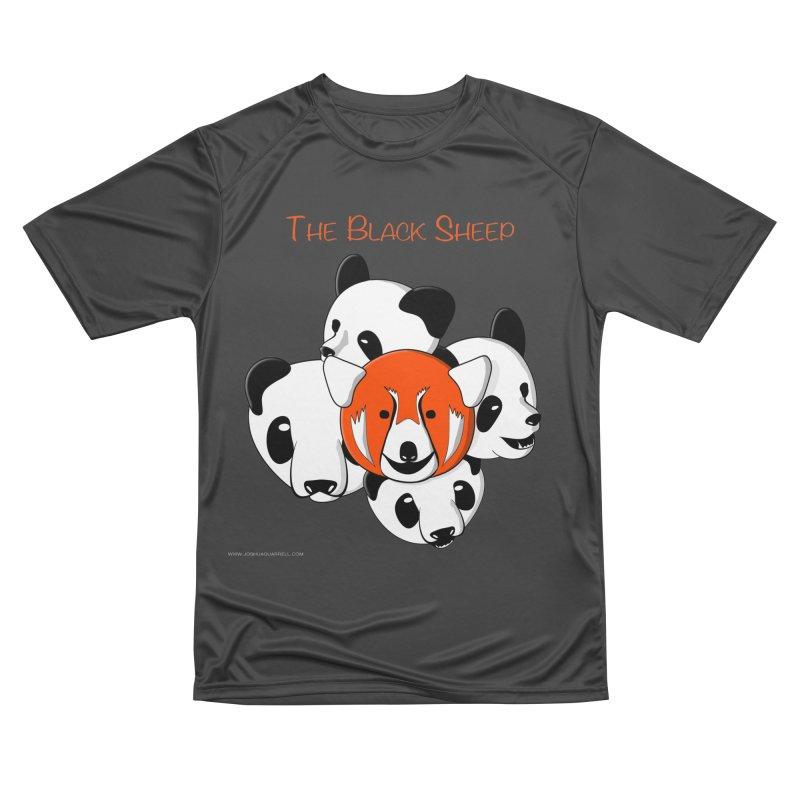 The Black Sheep Men's Performance T-Shirt by Every Drop's An Idea's Artist Shop