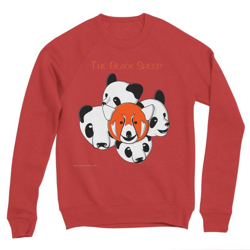 The Black Sheep Women's Sponge Fleece Sweatshirt by Every Drop's An Idea's Artist Shop