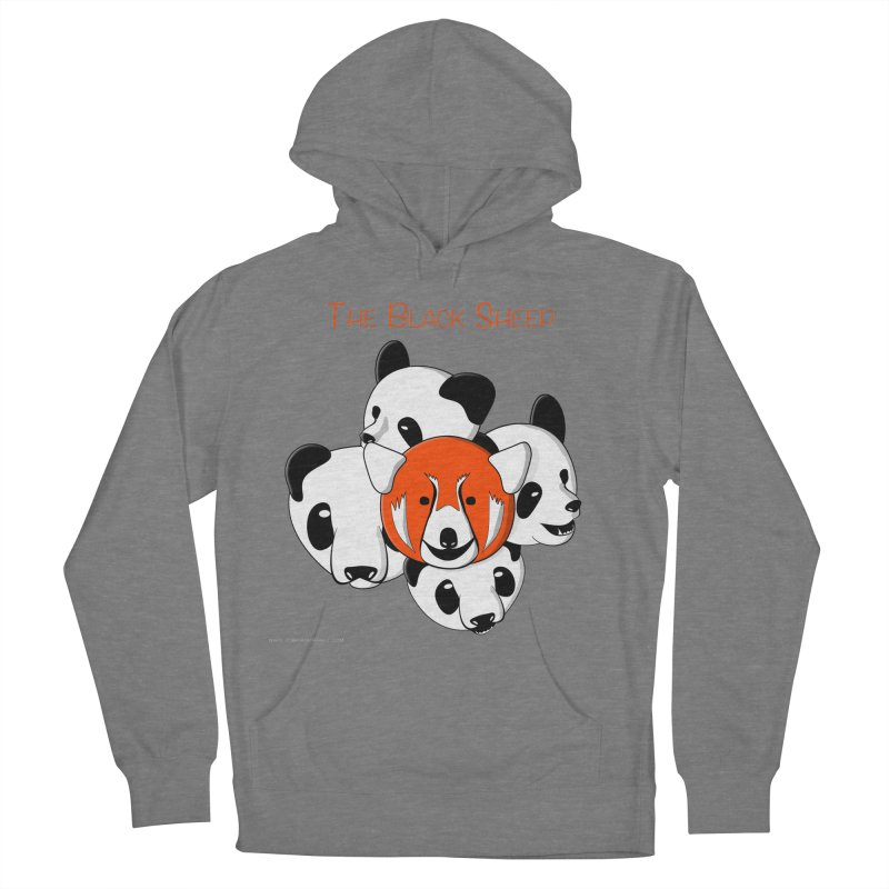 The Black Sheep Women's Pullover Hoody by Every Drop's An Idea's Artist Shop