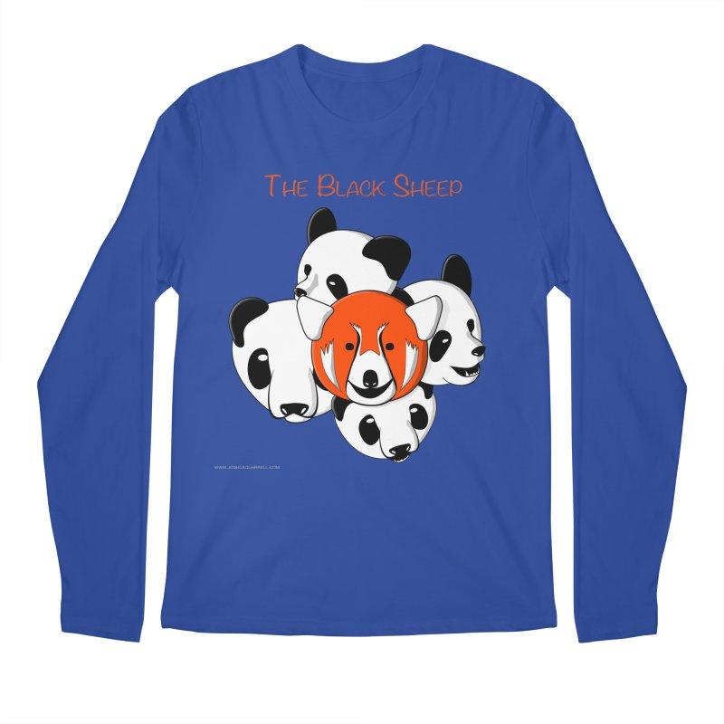 The Black Sheep Men's Regular Longsleeve T-Shirt by Every Drop's An Idea's Artist Shop