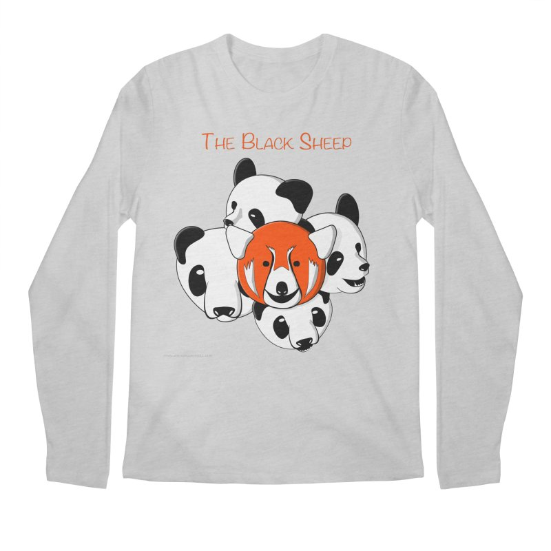 The Black Sheep Men's Regular Longsleeve T-Shirt by Every Drop's An Idea's Artist Shop