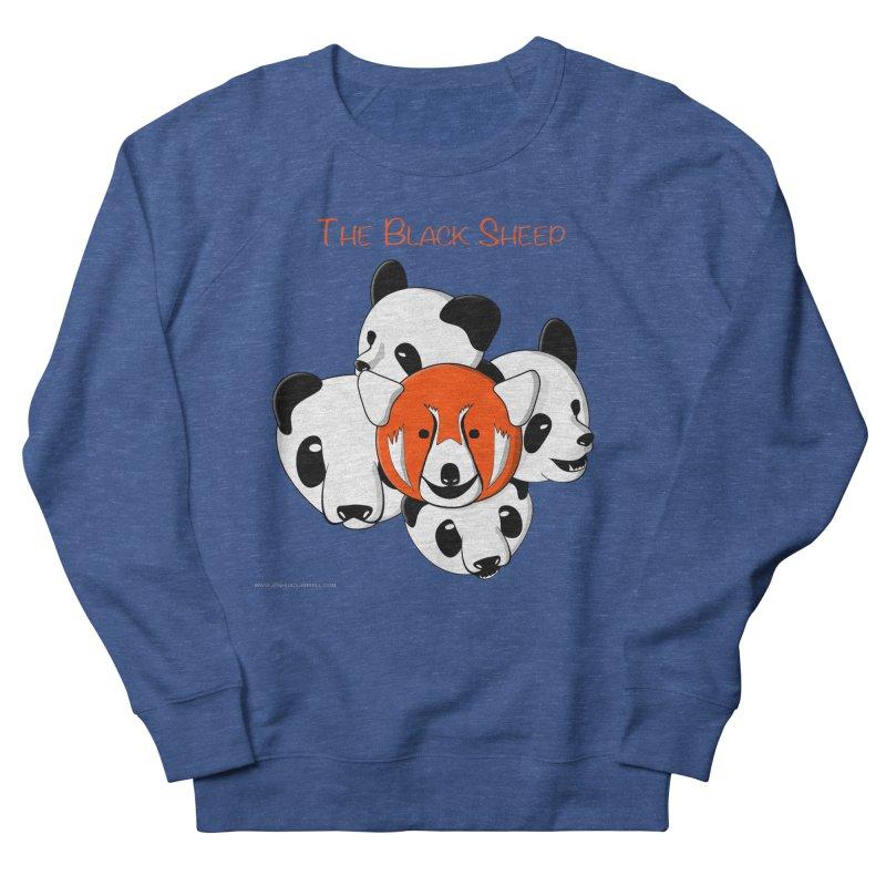 The Black Sheep Men's Sweatshirt by Every Drop's An Idea's Artist Shop
