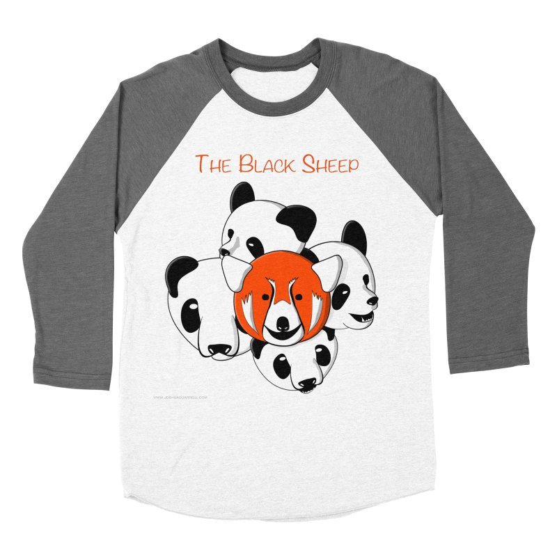 The Black Sheep Women's Longsleeve T-Shirt by Every Drop's An Idea's Artist Shop