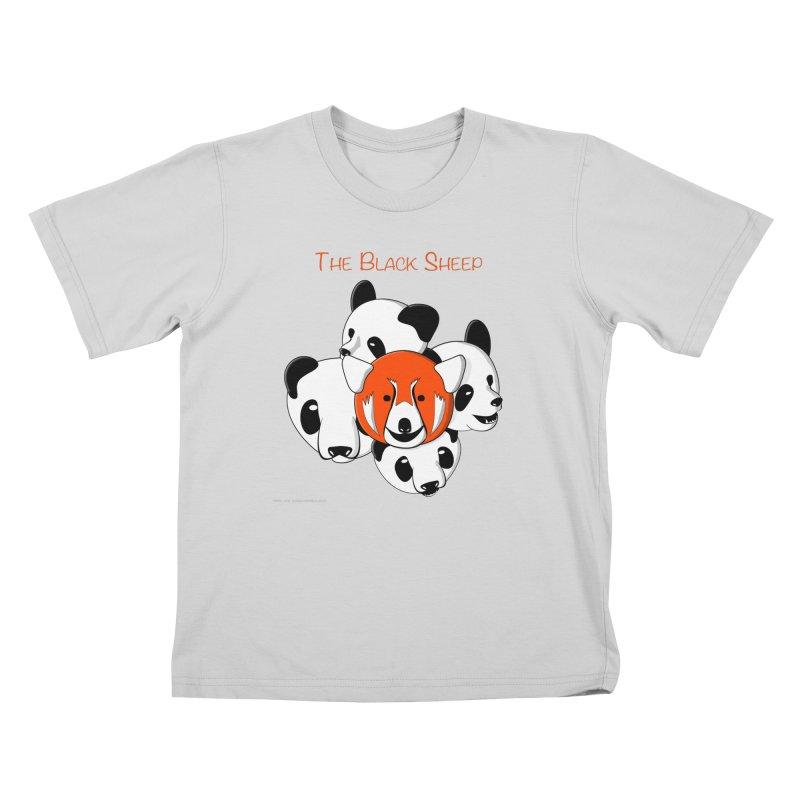 The Black Sheep Kids T-Shirt by Every Drop's An Idea's Artist Shop