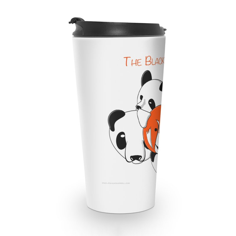 The Black Sheep Accessories Travel Mug by Every Drop's An Idea's Artist Shop