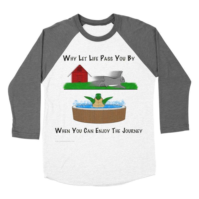 It's About The Journey Women's Longsleeve T-Shirt by Every Drop's An Idea's Artist Shop