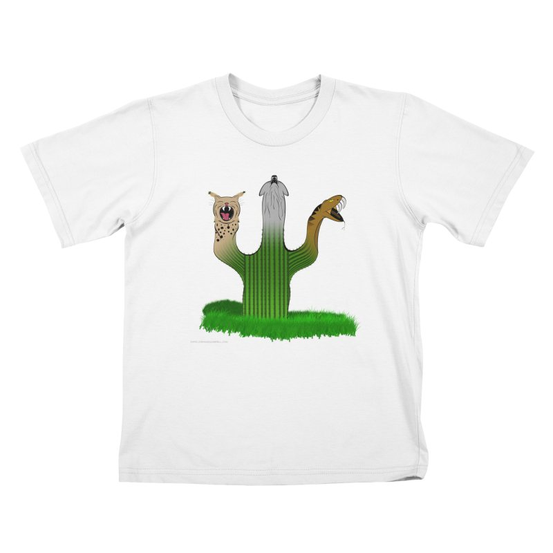 The Life of A Desert Kids T-Shirt by Every Drop's An Idea's Artist Shop