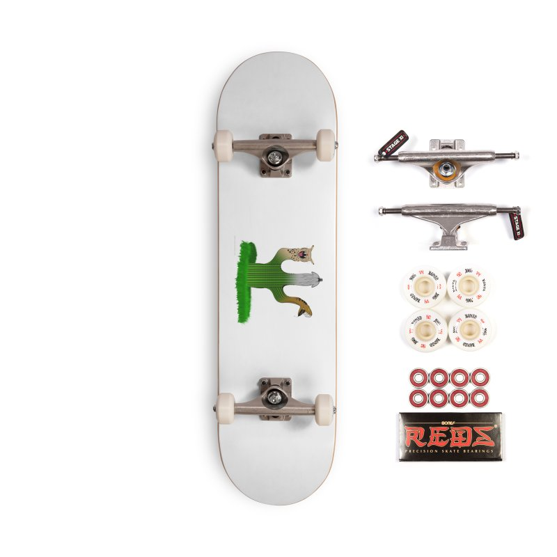 The Life of A Desert Accessories Complete - Pro Skateboard by Every Drop's An Idea's Artist Shop