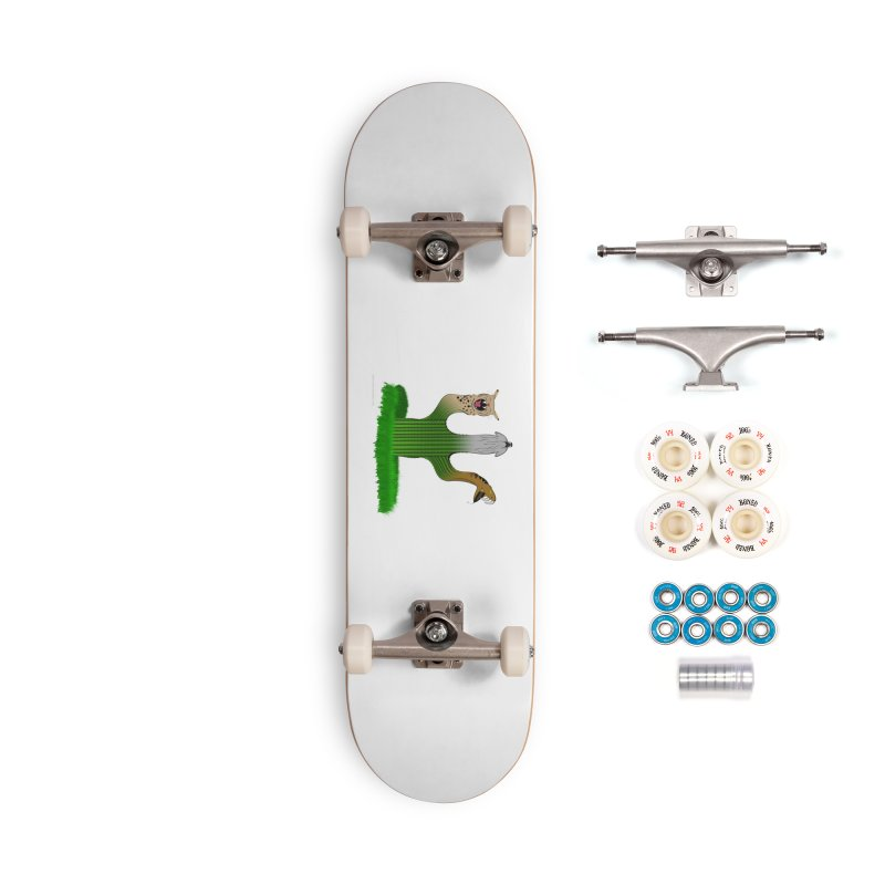 The Life of A Desert Accessories Complete - Premium Skateboard by Every Drop's An Idea's Artist Shop