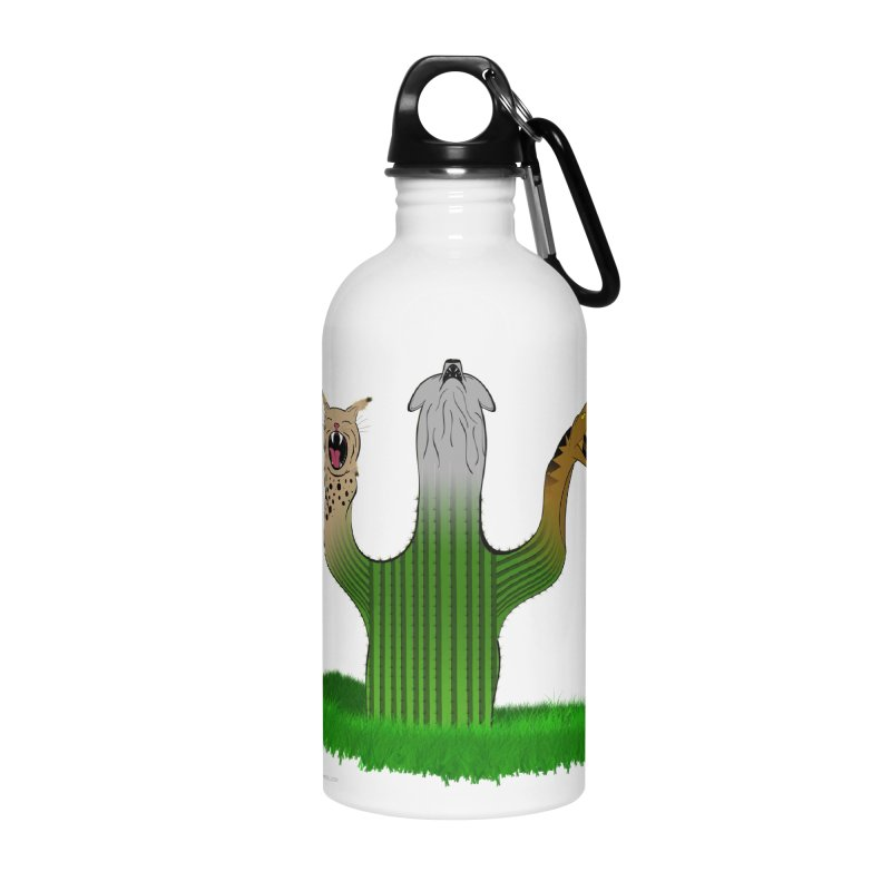 The Life of A Desert Accessories Water Bottle by Every Drop's An Idea's Artist Shop