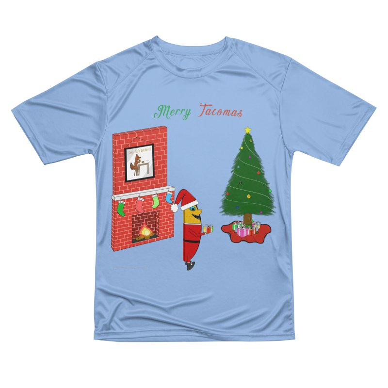 Merry Tacomas Men's T-Shirt by Every Drop's An Idea's Artist Shop
