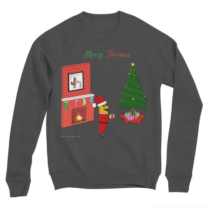 Merry Tacomas Men's Sponge Fleece Sweatshirt by Every Drop's An Idea's Artist Shop
