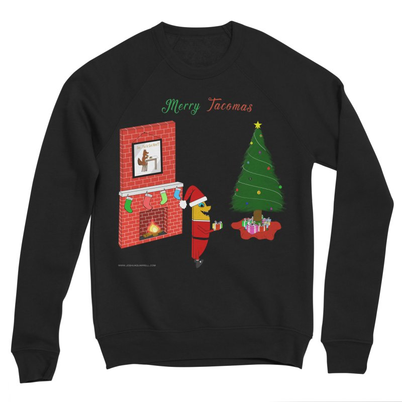 Merry Tacomas Women's Sponge Fleece Sweatshirt by Every Drop's An Idea's Artist Shop