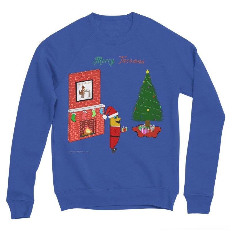 Merry Tacomas Men's Sweatshirt by Every Drop's An Idea's Artist Shop