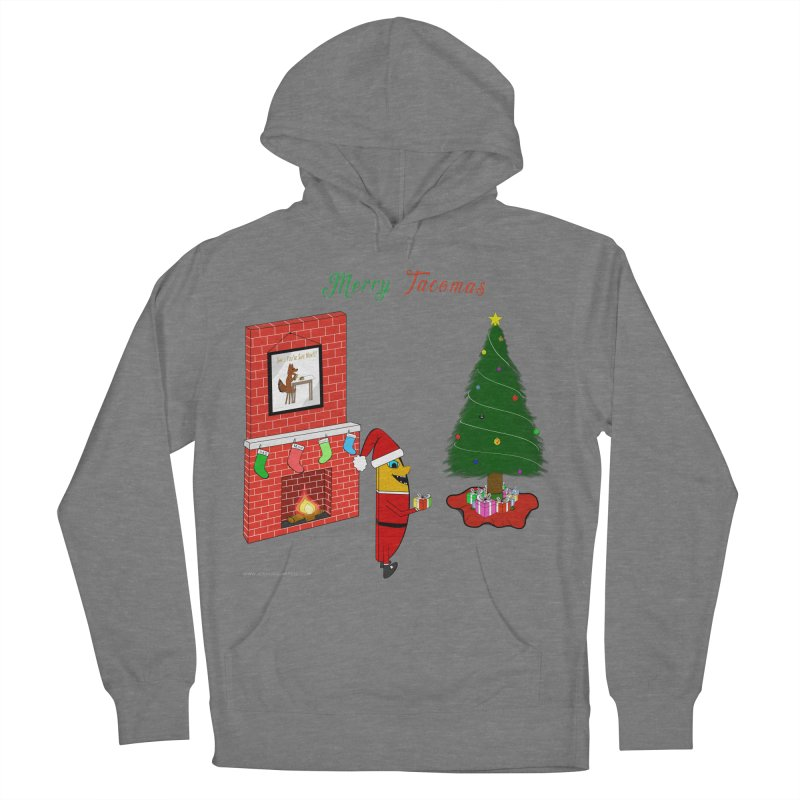 Merry Tacomas Women's Pullover Hoody by Every Drop's An Idea's Artist Shop