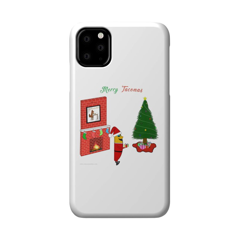 Merry Tacomas Accessories Phone Case by Every Drop's An Idea's Artist Shop