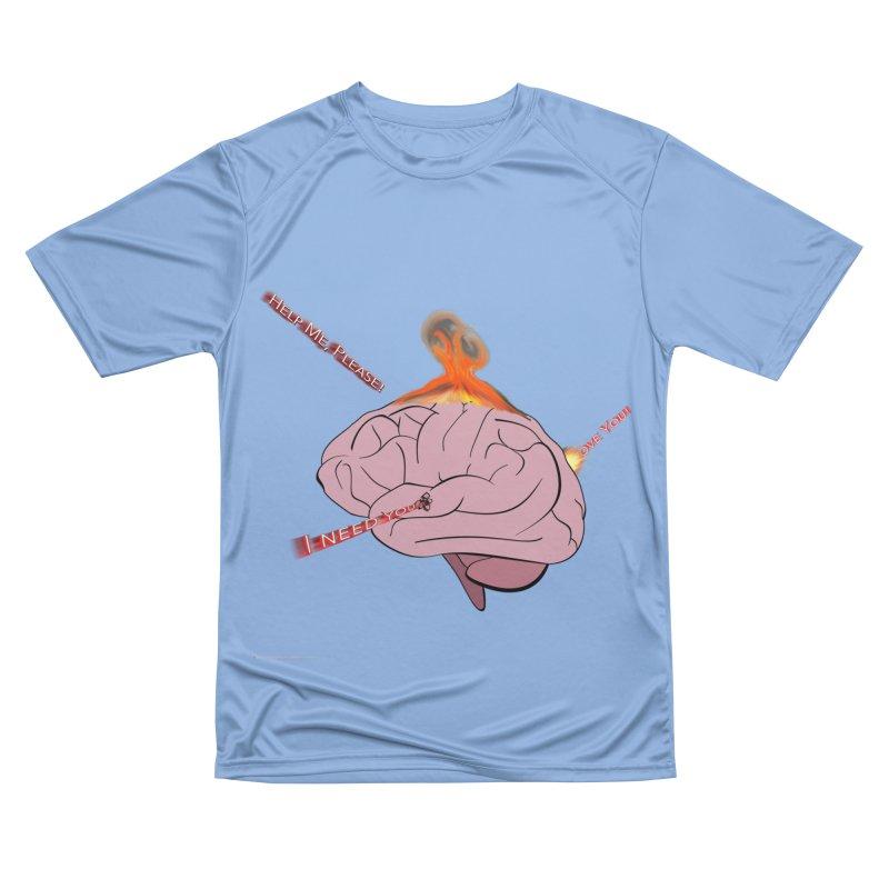 Mind Field Men's T-Shirt by Every Drop's An Idea's Artist Shop