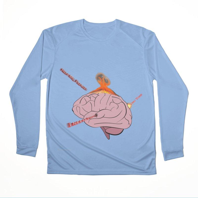 Mind Field Women's Performance Unisex Longsleeve T-Shirt by Every Drop's An Idea's Artist Shop