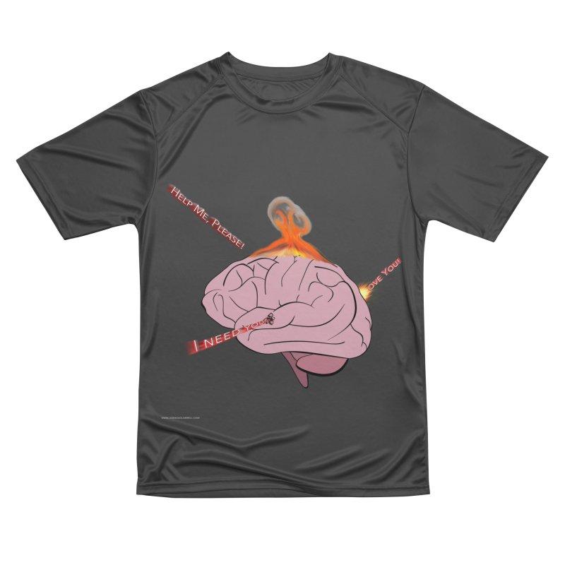 Mind Field Men's Performance T-Shirt by Every Drop's An Idea's Artist Shop