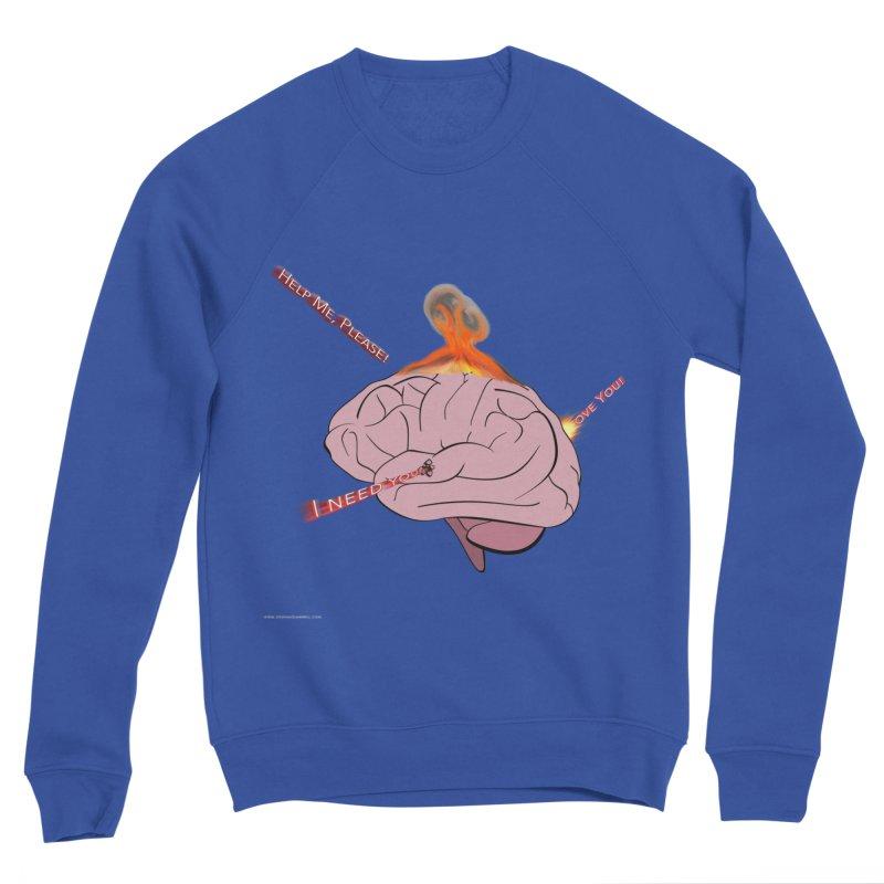 Mind Field Women's Sweatshirt by Every Drop's An Idea's Artist Shop