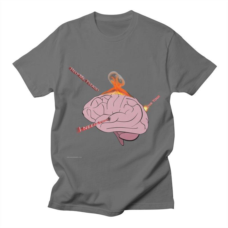 Mind Field Feminie T-Shirt by Every Drop's An Idea's Artist Shop