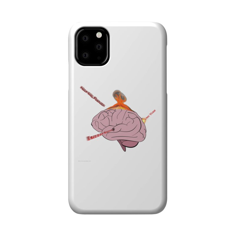 Mind Field Accessories Phone Case by Every Drop's An Idea's Artist Shop